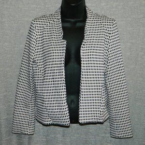 NWT Alythea Patterned Jacket